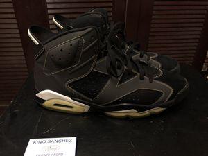 Size 13 laker Jordan 6s for Sale in Las Vegas, NV