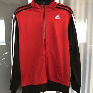 Adidas Track Jacket Size M for Sale in Pittsburgh, PA
