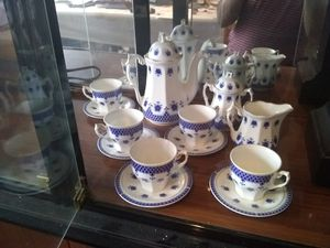 Romania Bone China Coffee Set for Sale in North Bethesda, MD