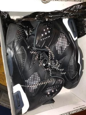 Size 9.5black cat Jordan retro 6 9/10 condition serious buyers only please and thanks for Sale in Everett, WA