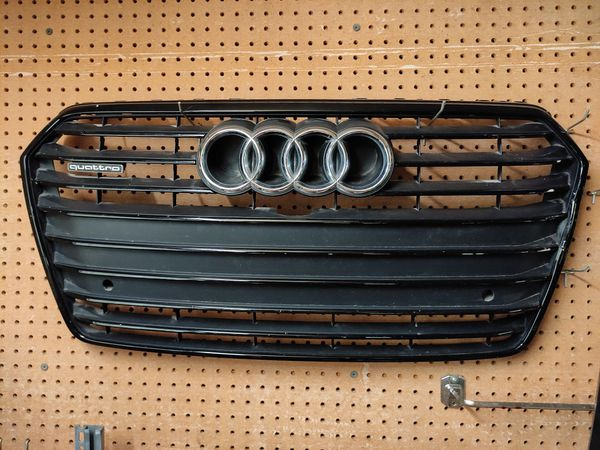 Audi grille 2017 a6 or s6