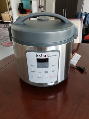 20 cup Rice and Grain Cooker by Instant Pot for Sale in Windermere, FL