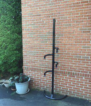 Adjustable bike bicycle rack for the garage for Sale in Fredericksburg, VA
