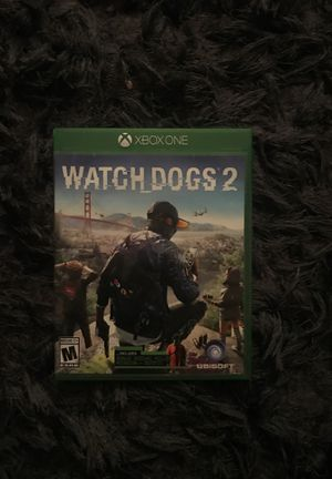 WatchDogs 2 for Sale in Victorville, CA