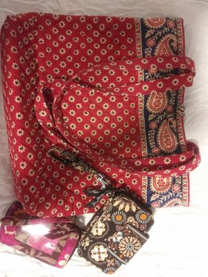 Assorted Vera Bradley Purses for Sale in Brockton, MA