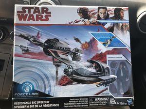 Starwars Resistance ski speeder for Sale in Santa Maria, CA