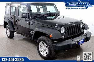 2016 Jeep Wrangler Unlimited for Sale in Rahway, NJ