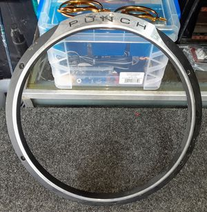 Used 12 inch Punch subwoofer trim ring for Sale in Columbus, OH