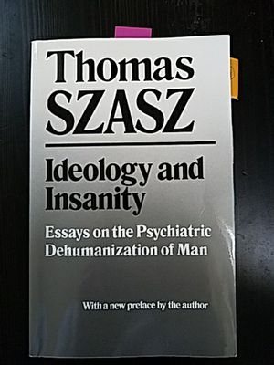 Ideology and Insanity for Sale in US
