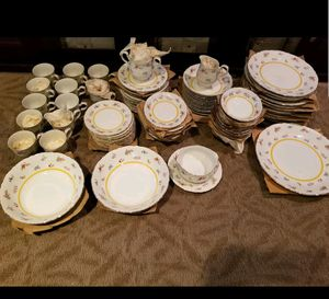 Antique china set of 12 or 2 sets of 6 for Sale in Silver Spring, MD