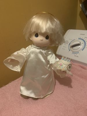 "Precious Moments 11"" tall "" Timmy the Angel "" for Sale in Annapolis Junction, MD"