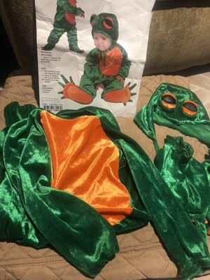 Frog costume for Sale in Pompano Beach, FL