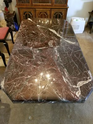 Vintage Marble dining room Table for Sale in Allentown, PA