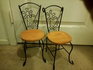 """Two Chairs for 18"""" dolls for Sale in Las Vegas, NV"""