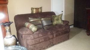 2 RECLAINER SOFAS for Sale in Franklin Township, NJ