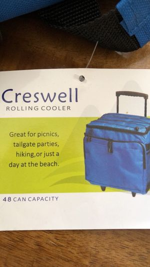 Rolling Cooler for Sale in San Francisco, CA
