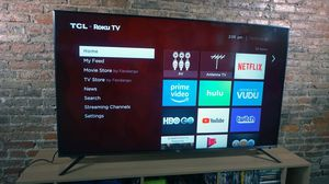 samsung tv roku 55 inch for Sale in Washington, DC