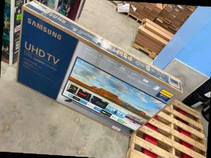 Samsung 55 inch tv nu6900 😎😎😎 BSR for Sale in Dallas, TX
