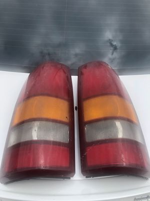 1999 - 2003 CHEVY SILVERADO /GMC SIERRA TAIL LIGHTS for Sale in Bolingbrook, IL