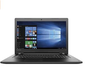 Lenovo ideapad 300 -17ISK 17.3 Laptop Intel Core Computer Computadora 8GB Memory 1TB for Sale in Miami, FL