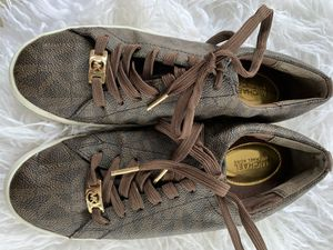 Michael Kors tennis shoes size 6.5 for Sale in Euless, TX