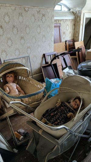 Antiques dolls and carriages for Sale in Cranston, RI