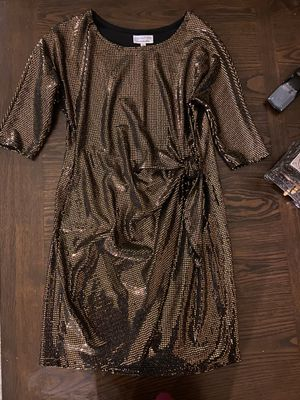 Metallic dress from robiee bee for Sale in Goodyear, AZ