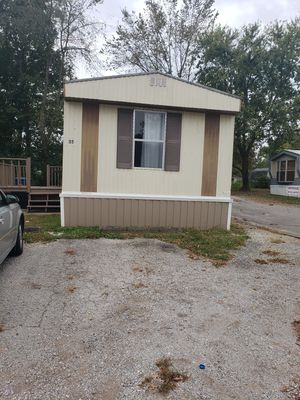 2 Bedroom Trailer for Sale for Sale in Swansea, IL