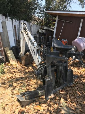Bobcat backhoe attachment for Sale in Midway City, CA