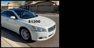 Price$12OO 2OO9 Nissan Maxima for Sale in Madison, WI