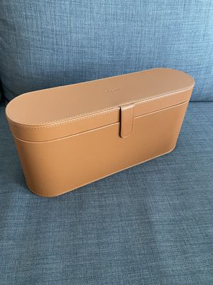 Dyson Supersonic HairDryer Storage CASE - Tan color. **NEW and Original** for Sale in Miami, FL