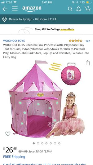 Kids play tent for Sale in Beaverton, OR