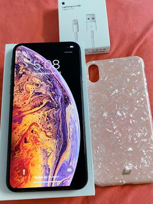 IPhone XS Max (Big Screen) 256GB • Factory Unlocked for Sale in San Diego, CA