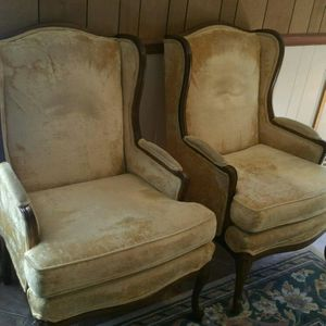 2 antique chairs for sale for Sale in Gaston, SC