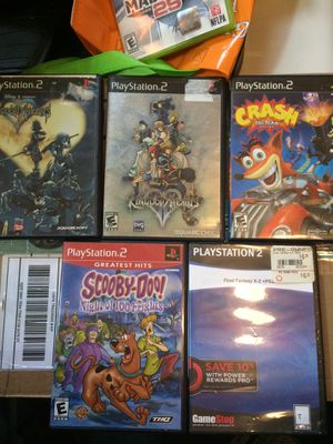 Ps2 PlayStation 2 Game Lot! for Sale in Schuylkill Haven, PA