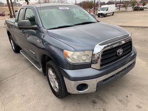 2008 Toyota Tundra 4WD Truck for Sale in Dallas, TX