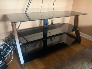 Tempered glass table - used but Good condition; OBO for Sale in The Bronx, NY