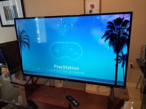 50 inch Roku smart TV 4k - $180 like new for Sale in CHAMPIONS GT, FL