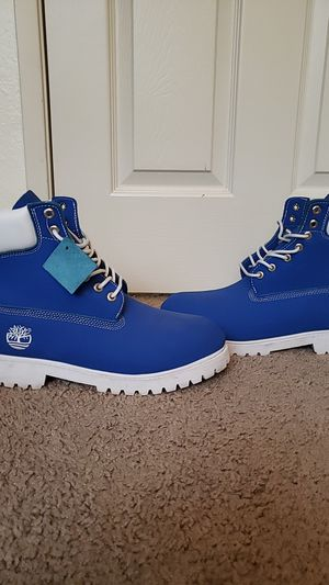 Size 10M Timberland boots for Sale in San Marcos, CA