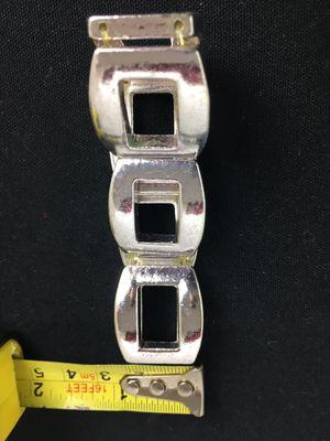 Silver tone bracelet for Sale in Philadelphia, PA