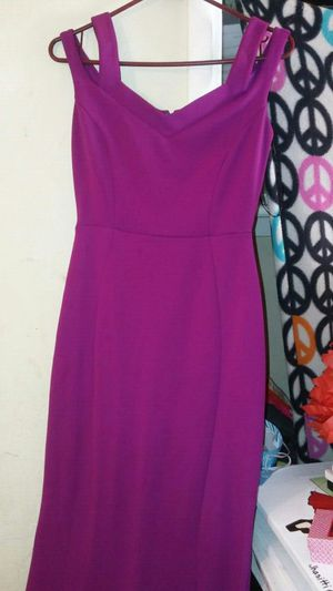 Fuchsia/pink/purple prom homecoming or formal dress for Sale in Palo Alto, CA