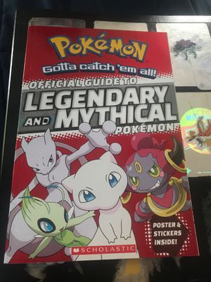 Pokémon book for Sale in Grand View-on-Hudson, NY