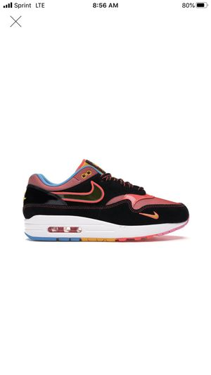 Nike Air max 1 Chinese New Year size 10.5 DS // Jordan Travis for Sale in Bellevue, WA