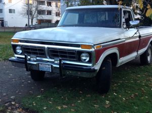 1977 Ford 2000 for Sale in Seattle, WA