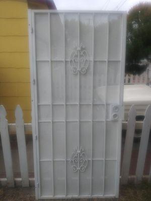 SECURITY DOOR for Sale in Stockton, CA