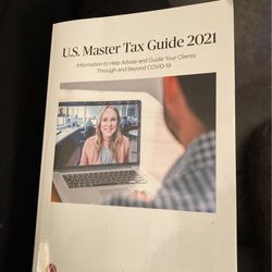 2021 US Master Tax Guide New for Sale in Beaverton,  OR