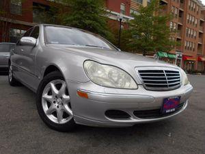 2004 Mercedes-Benz S-Class for Sale in Arlington, VA