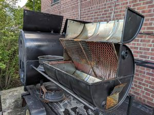Barbeque cooking trailer for Sale in Bronx, NY