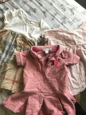 Burberry baby cloths for Sale in Baltimore, MD