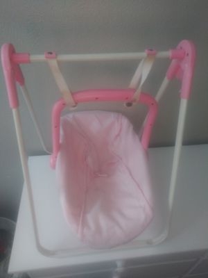 Baby doll swing for Sale in Dallas, TX